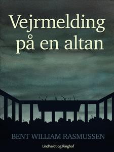 Vejrmelding på en altan (e-bog) af Be