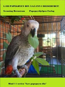 Lær papegøyen din å gå inn i reiseburet! (ebo
