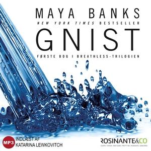 Gnist (lydbog) af Maya Banks