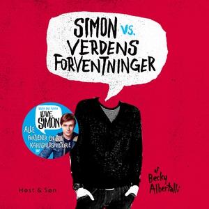 Simon vs verdens forventninger (lydbo