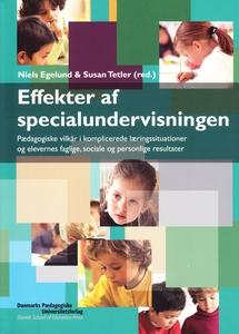 Effekter af specialundervisningen (e-
