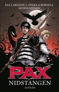 PAX 1: Nidstangen (e-bog) af Åsa Lars