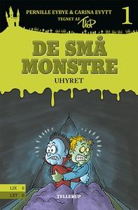 De små monstre #1: Uhyret (e-bog) af
