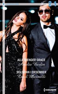 Alle trenger Grace / Solskinn i desember (ebo