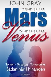Mænd er fra Mars, kvinder er fra Venu