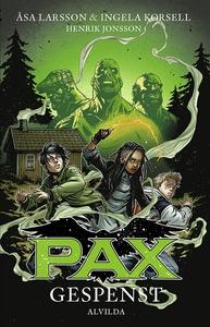 PAX 5: Gespenst (e-bog) af Åsa Larsso
