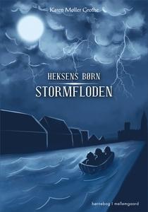 Stormfloden - Heksens børn (e-bog) af