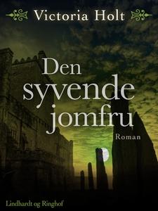Den syvende jomfru (e-bog) af Victori