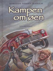 Kampen om øen (e-bog) af Kirsten Sonne Harild
