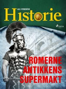 Romerne - Antikkens supermakt (ebok) av All v