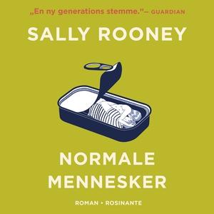 Normale mennesker (lydbog) af Sally R