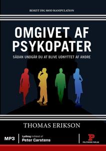Omgivet af psykopater (lydbog) af Tho