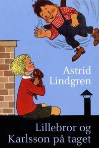 Lillebror og Karlsson på taget (lydbo