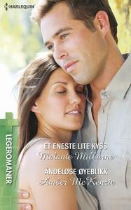 Et eneste lite kyss / Åndeløse øyeblikk (ebok