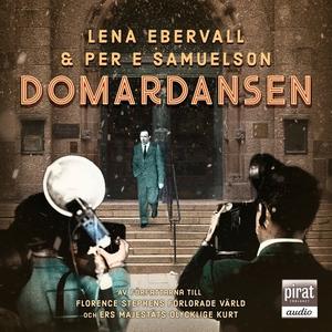 Domardansen (ljudbok) av Lena Ebervall, Per E S