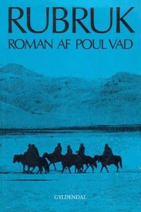 Rubruk (lydbog) af Poul Vad