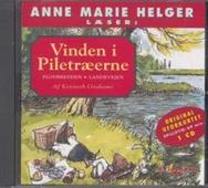 Anne Marie Helger læser Vinden i Piletræerne 1