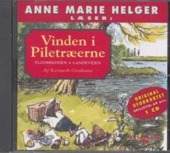 Anne Marie Helger læser historier fra