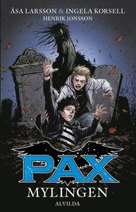PAX 3: Mylingen (e-bog) af Åsa Larsso