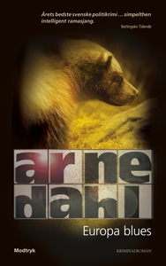 Europa blues (e-bog) af Arne Dahl