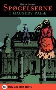 Spøgelserne i Hausers palæ (lydbog) a
