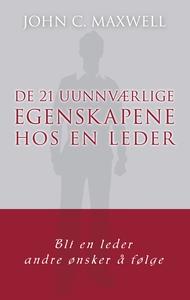 DE 21 UUNNVÆRLIGE EGENSKAPENE HOS EN LEDER (e