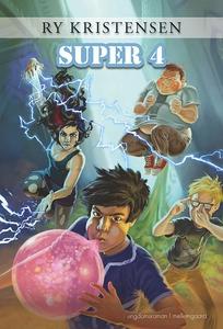 SUPER 4 (e-bog) af Ry Kristensen