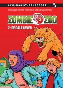 Zombie zoo 2: De gale løver (e-bog) a