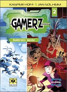 Gamerz 2 - Gudernes maske (e-bog) af