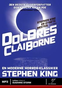 Dolores Claiborne (lydbog) af Stephen