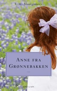 Anne fra Grønnebakken (e-bog) af L.M.