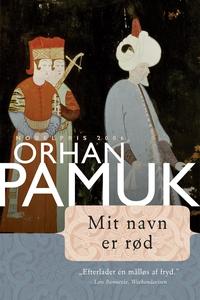 Mit navn er rød (e-bog) af Orhan Pamu