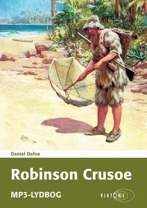 Robinson Crusoe (lydbog) af Daniel De