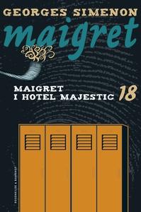 Maigret i Hotel Majestic (e-bog) af G