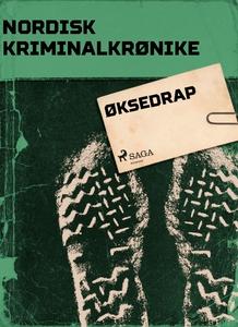 Øksedrap (ebok) av Diverse forfattere