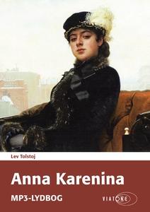 Anna Karenina (lydbog) af Lev Tolstoj
