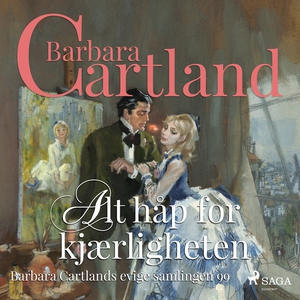 Alt håp for kjærligheten (lydbok) av Barbara