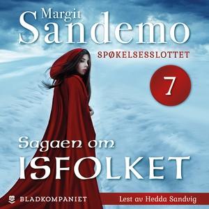Spøkelsesslottet (lydbok) av Margit Sandemo