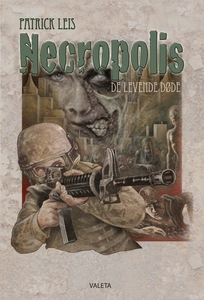 Necropolis (e-bog) af Patrick Leis