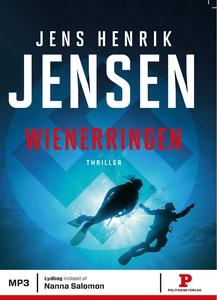 Wienerringen (lydbog) af Jens Henrik