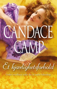 Et kjærlighetsforhold (ebok) av Candace Camp