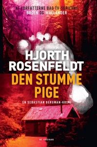 Den stumme pige (e-bog) af Hjorth Ros