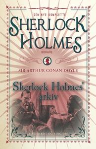 Sherlock Holmes' arkiv (e-bog) af Con