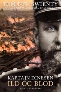 Kaptajn Dinesen (lydbog) af Tom Buk-S