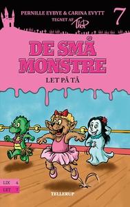 De små monstre #7: Let på tå (e-bog)