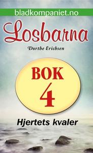Hjertets kvaler (ebok) av Dorthe Erichsen