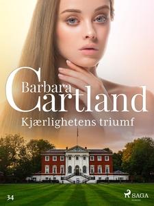 Kjærlighetens triumf (ebok) av Barbara Cartla