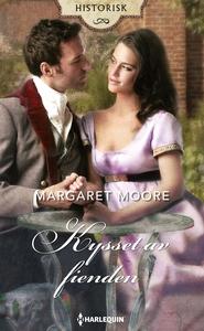 Kysset av fienden (ebok) av Moore Margaret