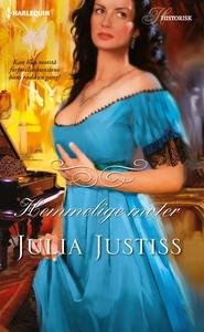 Hemmelige møter (ebok) av Julia Justiss