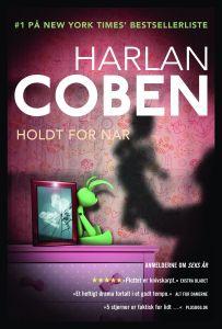 Holdt for nar (lydbog) af Harlan Cobe